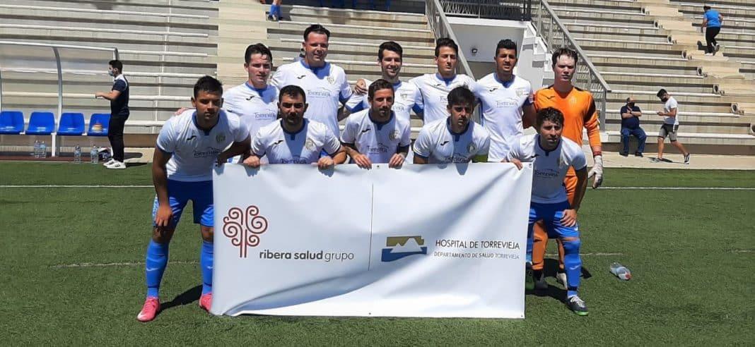 Torrevieja make League leaders work hard