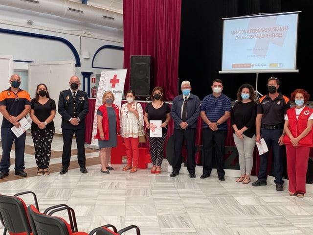 Mojacar classes in Humanitarian Care