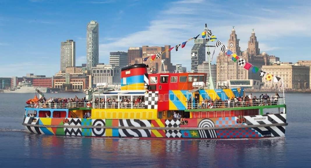 Mersey City Cruise