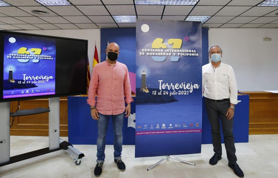 Habaneras and Polyphonia returns to Torrevieja