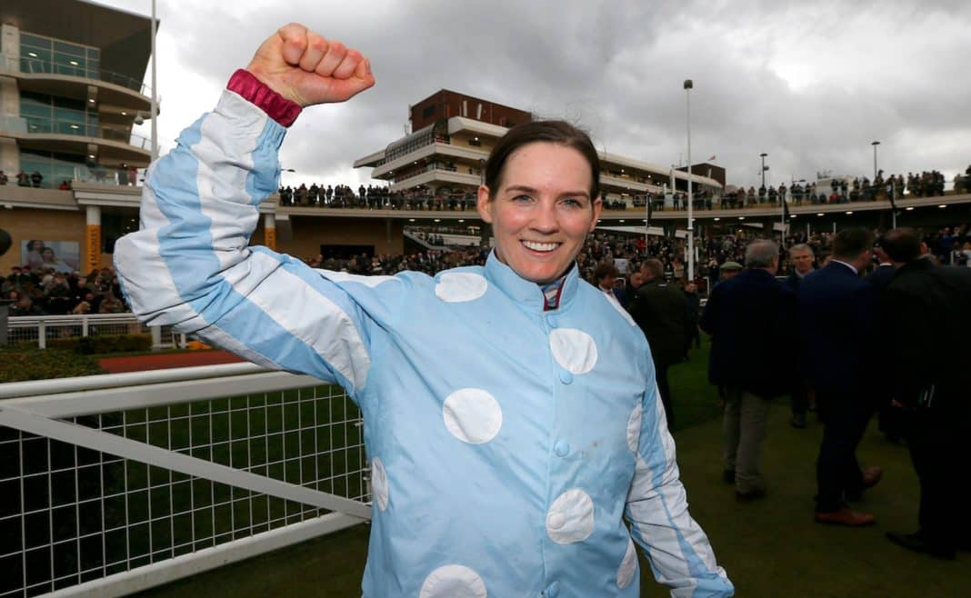 Blackmore Has History in Her Hands at Cheltenham 2021