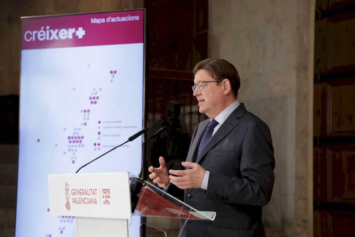 Generalitat to build six specialty hospitals and refurbish 22 more