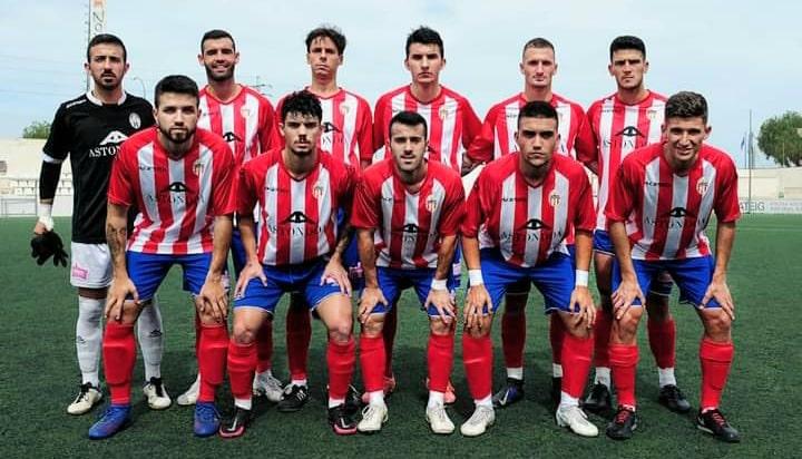 Santa Pola CF Club Day. Photo: Mark Welton.
