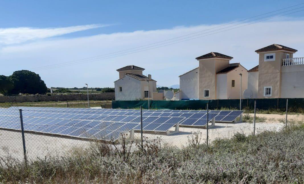 Gigantic Solar Panel Farms a threat to local health