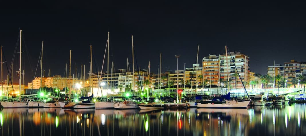 Port of Torrevieja to be transformed