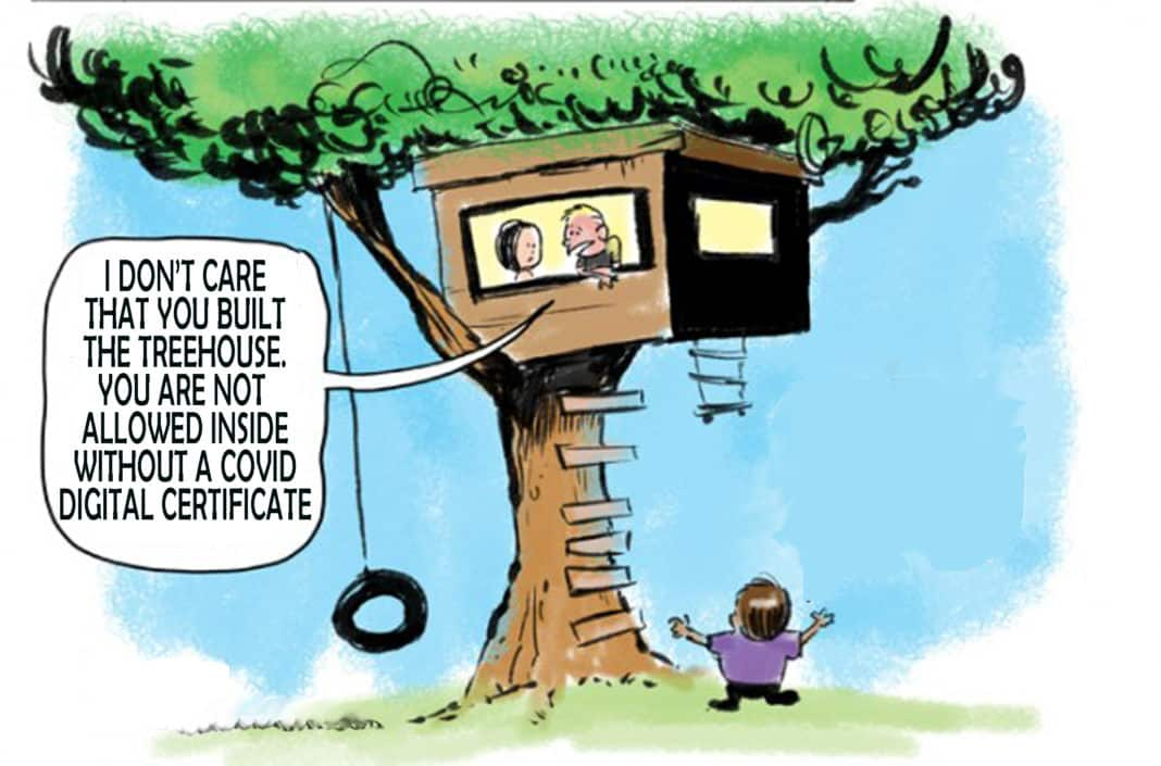 Is Climbing Trees the Answer?