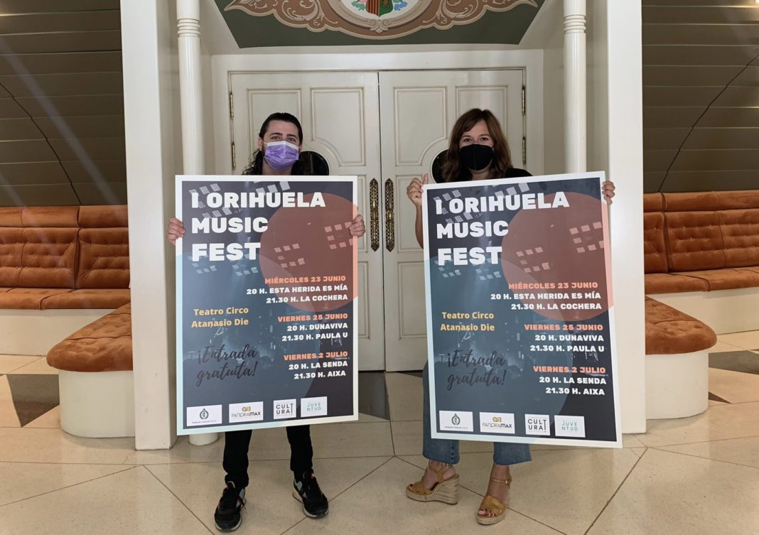 Orihuela Music Fest brings together young, local, musicians