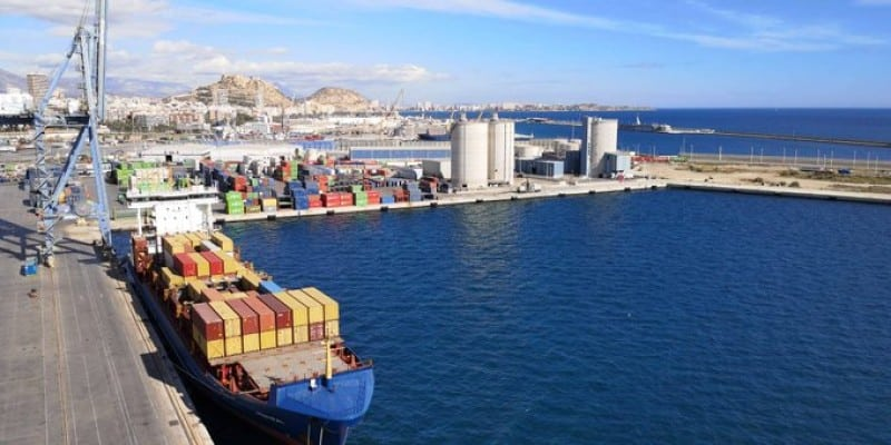 Alicante to have rail freight connection with London