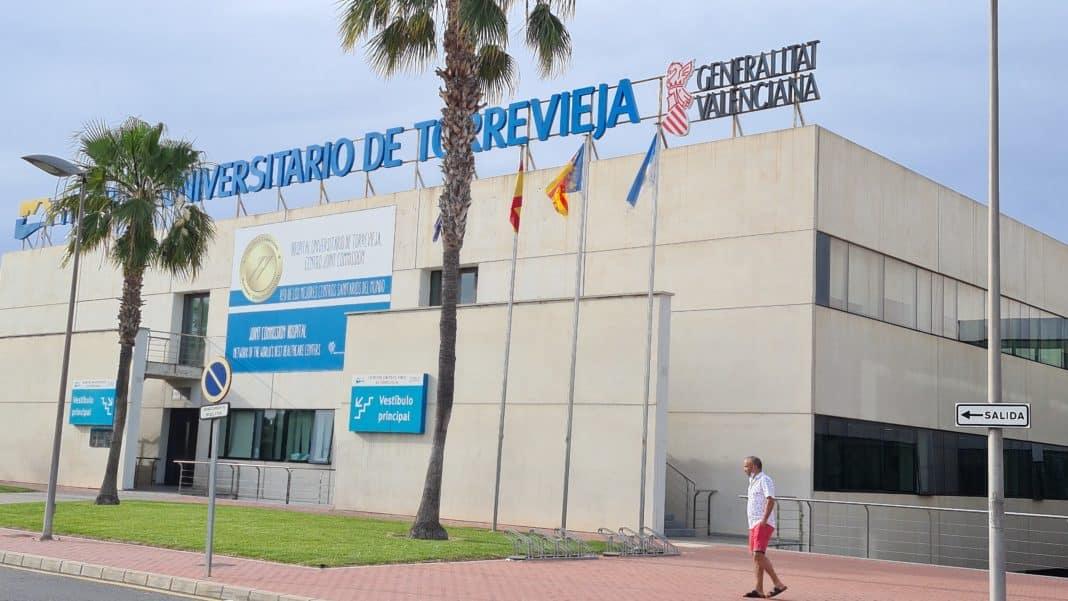 Arguments continue over Torrevieja Hospital concession