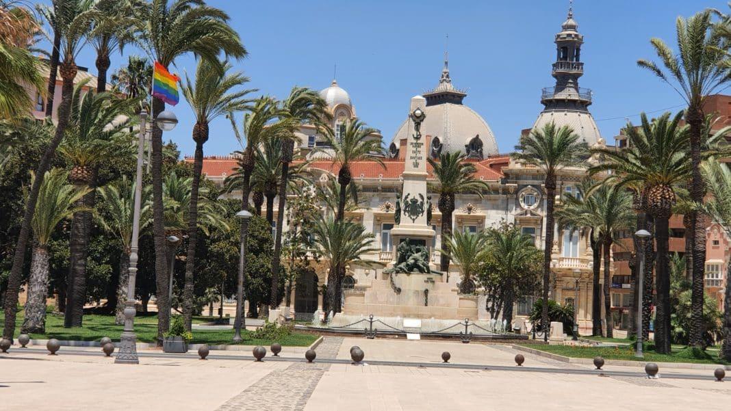 A historic trip to Cartagena