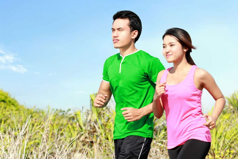 Working Out Together - Why it Can Work for You