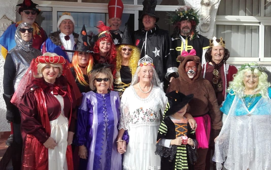 Come and Join Our Merry Panto Crew.