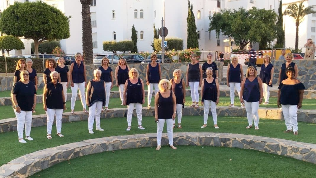 SPANGLES' FIRST PUBLIC PERFORMANCE IN 18 MONTHS