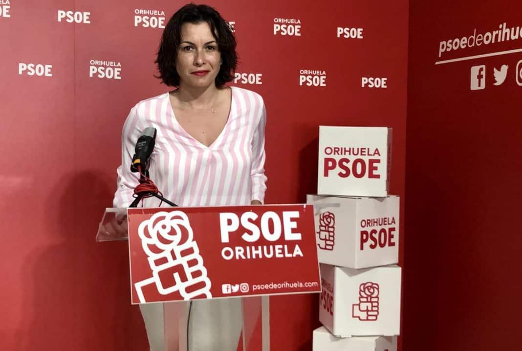 Orihuela PSOE denounces