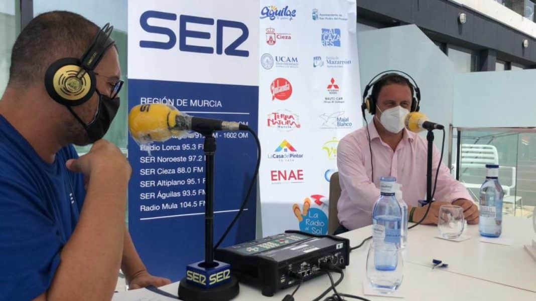 Increase in coronovirus cases 'very worrying' - Mazarrón mayor Gaspar Miras