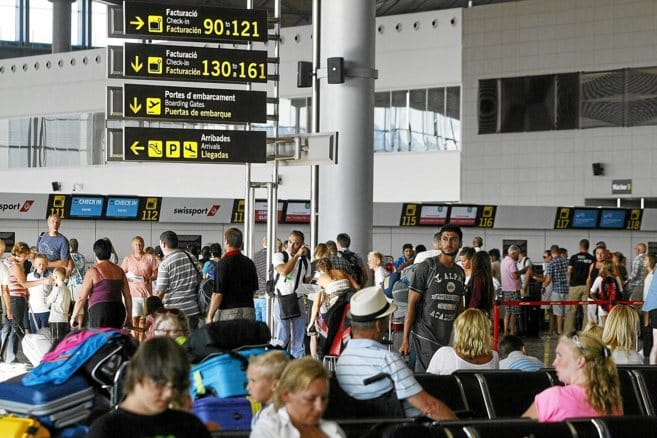AENA CALL FOR STRIKE ACTION AT ALICANTE-ELCHE AIRPORT