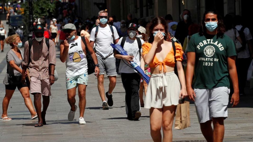 Coronavirus incidence leaps a further 80 points in Alicante Province