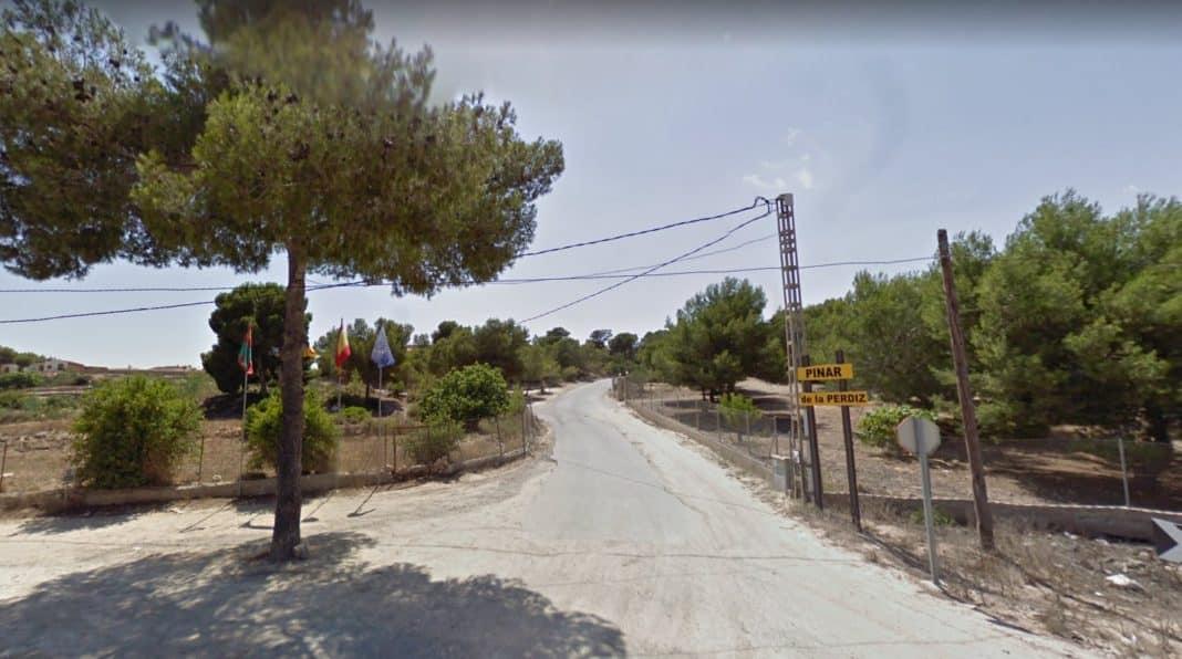 Pinar de la Perdiz residential area was constructed in the 1980s,