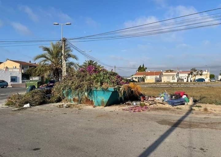 Torrevieja cleansing department backlash in 'forgotten' areas