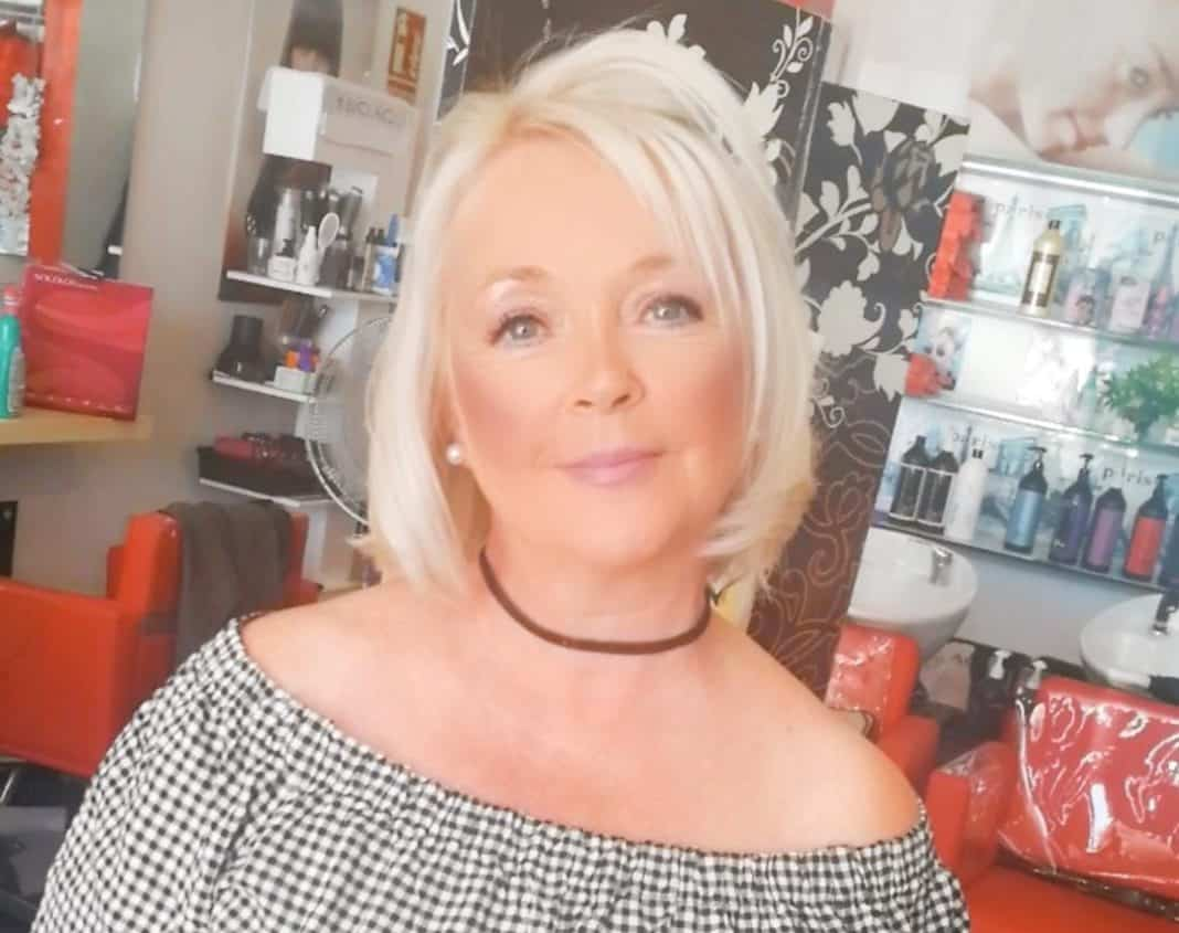 Sonia Conway, the face behind the Live Lounge Costa Blanca page