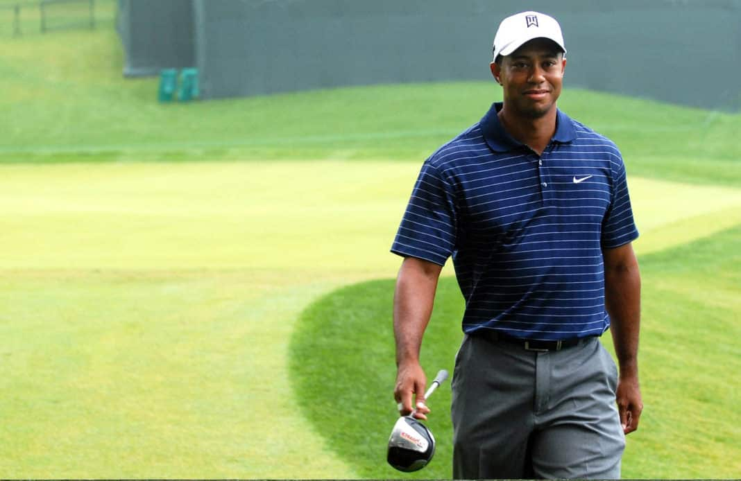Tiger Woods simply dominated tournaments and is responsible for changing the landscape of the sport altogether.
