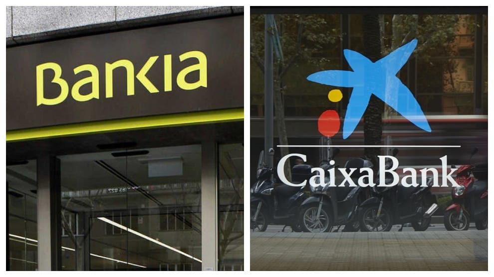 Closures will be exacerbated by the merger of Bankia and Caixa banks