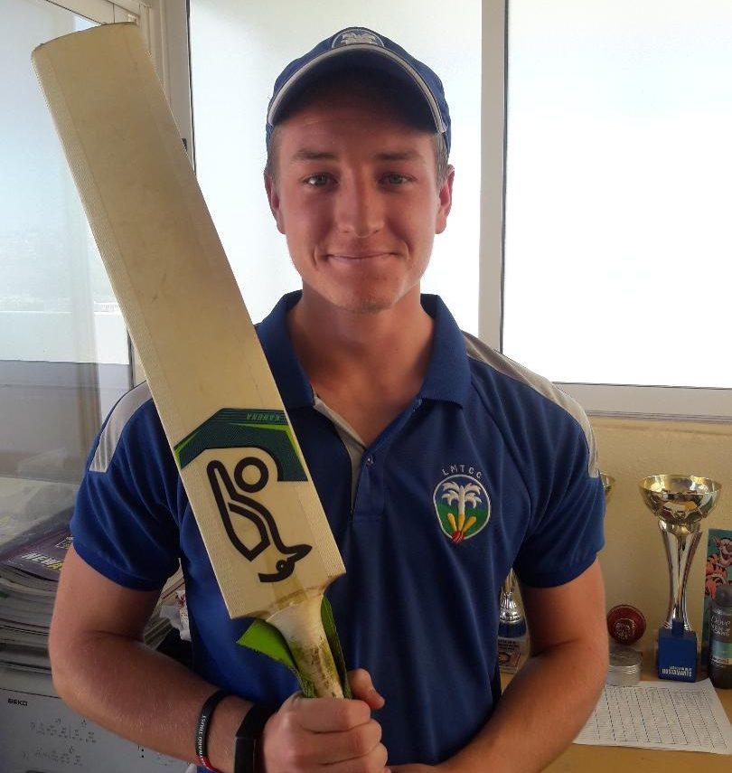LMTCC's Connor Wood: Big occasion player.