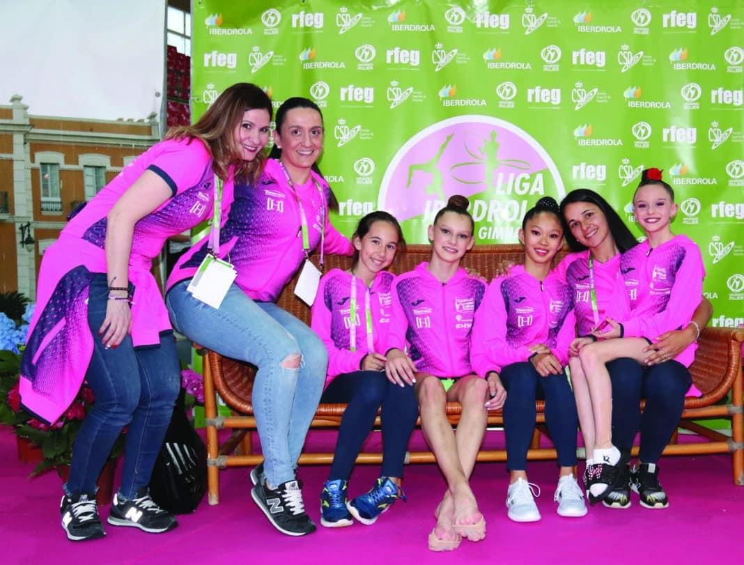 The Jennifer Colino Rhythmic Gymnastics Club is one of the beneficiaries