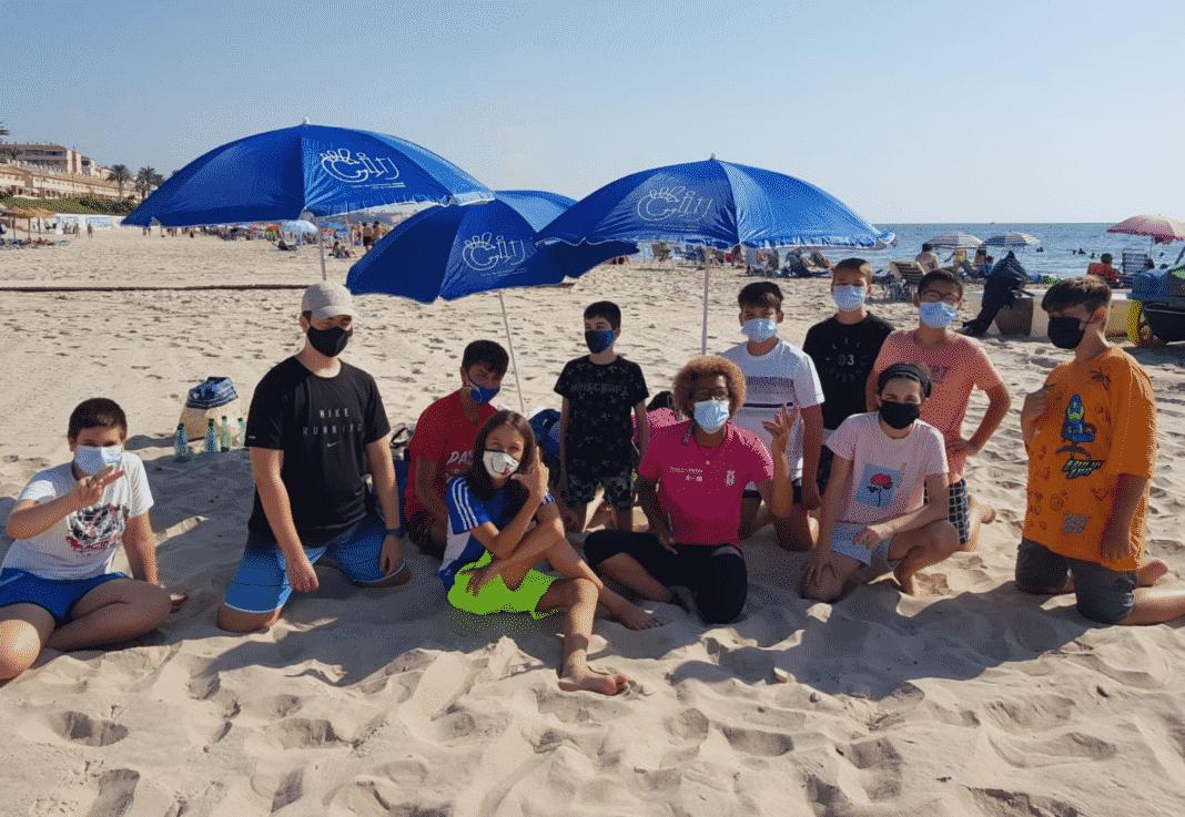 CIJ Summer Activities end in Pilar de la Horadada