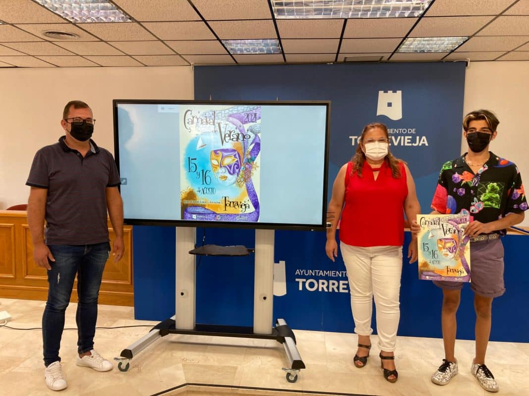 Summer Carnival for Torrevieja 15 and 16 August