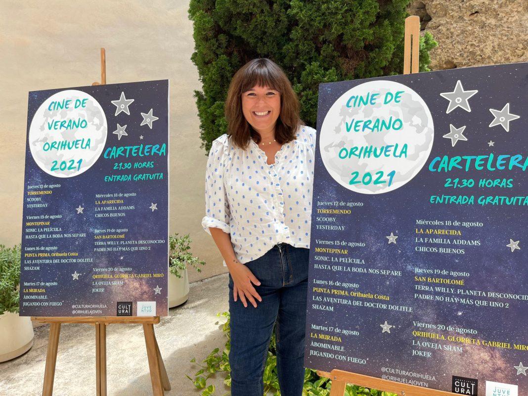 Summer Cinema returns to Orihuela, coast and districts.