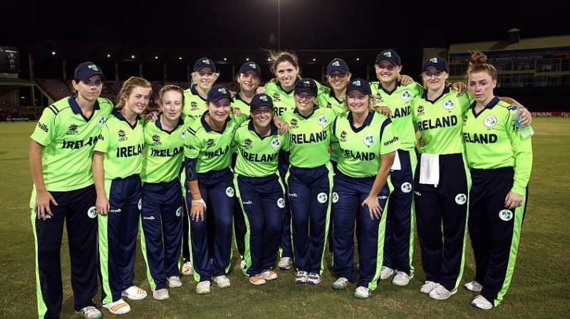 Ireland name Women's T20 WC Qualifier at La Manga
