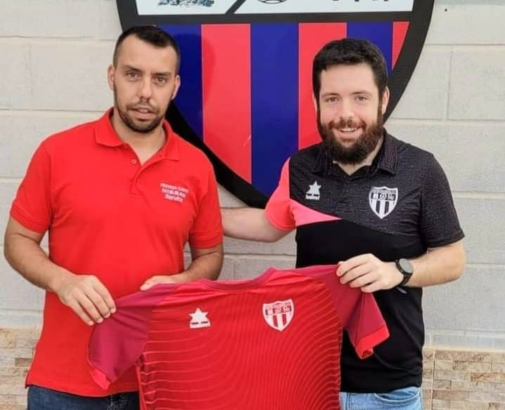 Aaron Lopez Arenas has returned to Racing San Miguel.