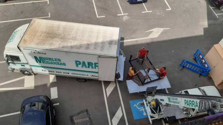 Orihuela Council on the move