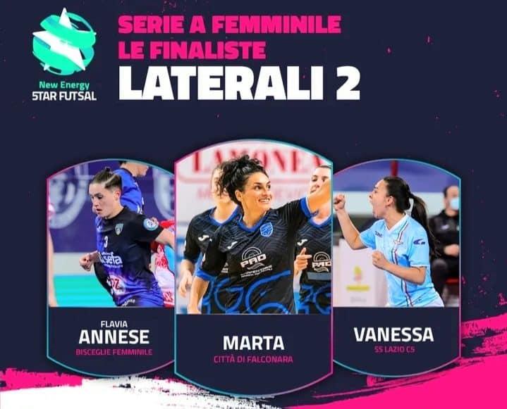Marta amongst top women footballers in Italy Serie A