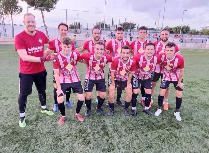 CD Montesinos busy pre-season ahead of 2021-22 campaign. Photo: FMSC.