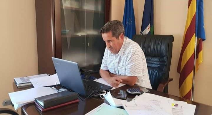 Los Montesinos Mayor Jose Manuel Butron.