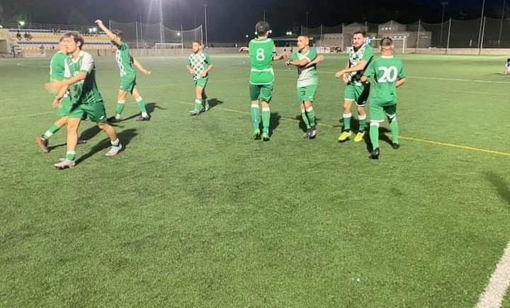 CD Benijofar pre-season friendly 1-0 win against Atletico Benejuzar.