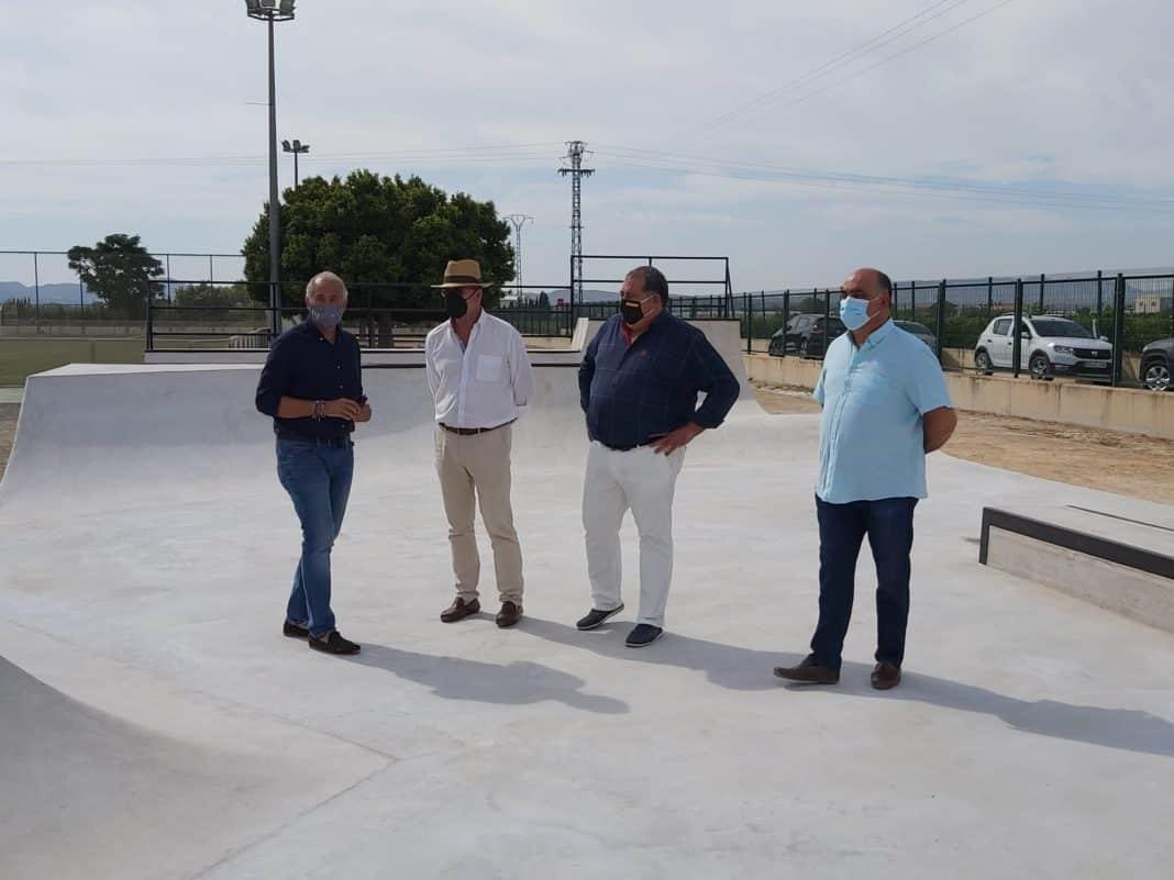 Population 536. La Aparecida gets a 55k skatepark