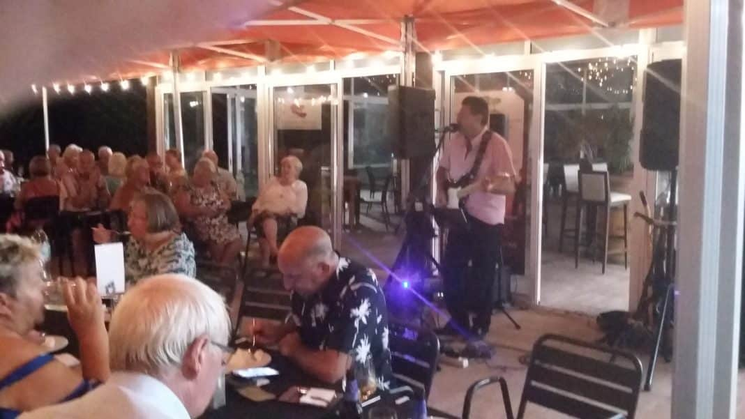 Torrevieja U3A Summer Party