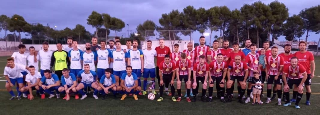 CD Montesinos hosted Atletico Benejuzar