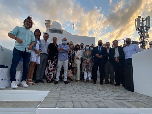 New Mojacar Lighthouse opens