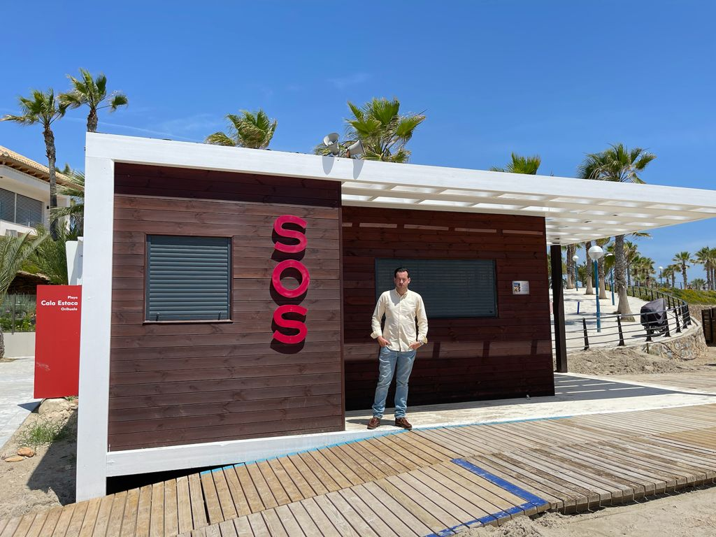 Orihuela Costa Lifeguard service extended at weekends until 17 October