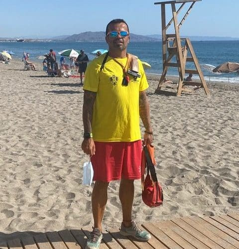 Mojácar Lifeguard publicly thanked