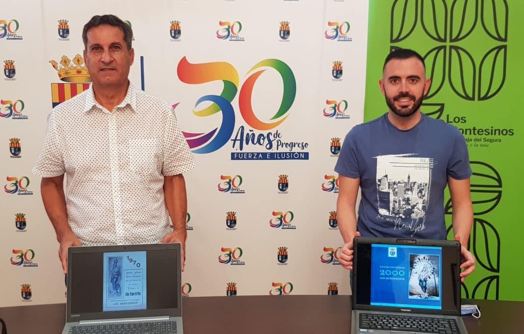 Los Montesinos digitises its patron saint festivities