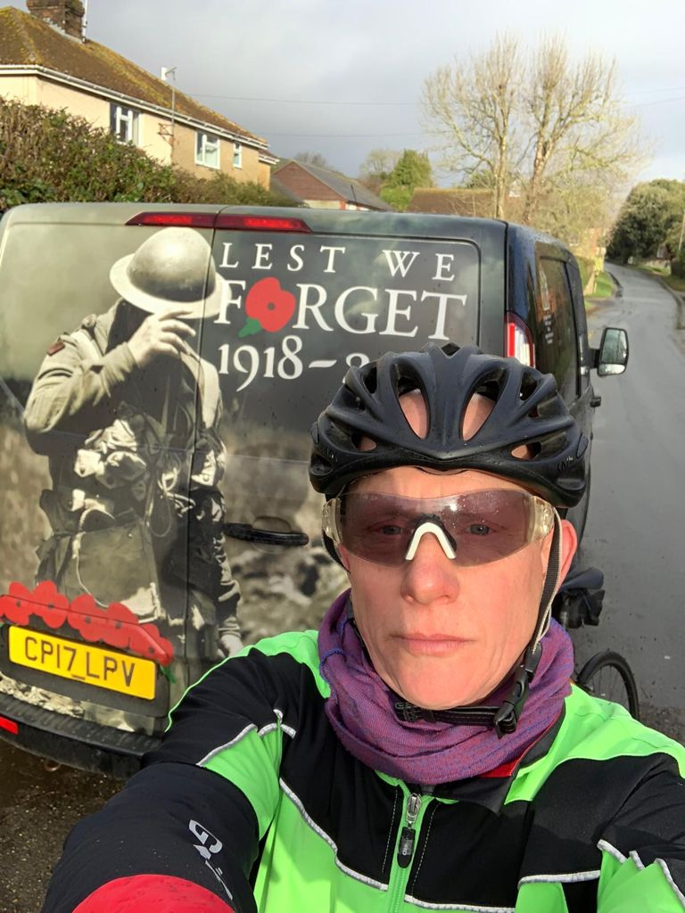 The loneliness of the long distance cyclist