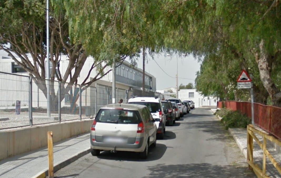 Disruption for vehicles around Rojales school