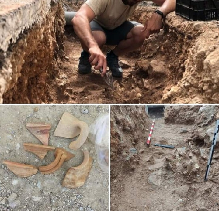 Ancient archaeological remains studied at University of Alicante