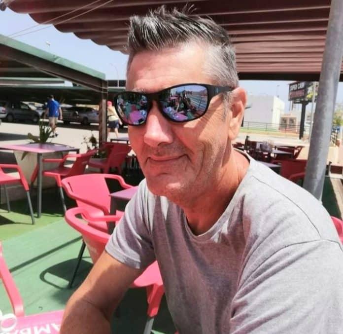 Torrevieja Pool League chairman Alan Boswell.