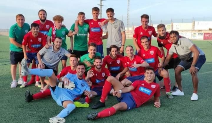 Racing San Miguel 3-2 win against CF Popular Orihuela.